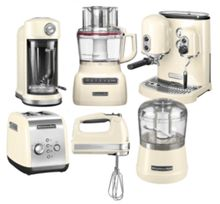 KitchenAid Cream Kitchenaid Range