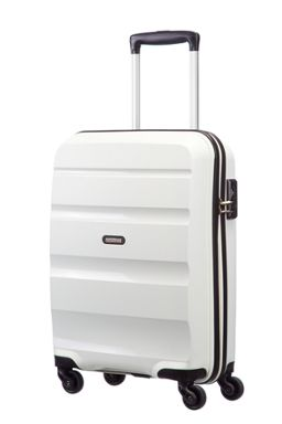 American Tourister Bon Air white 4 wheel luggage range
