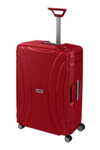 Lock n roll Red luggage set
