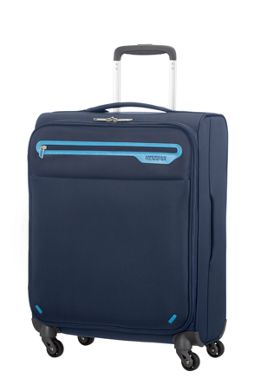American Tourister Lightway blue luggage set