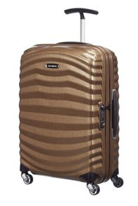 Samsonite Lite-Shock sand 4 wheel Luggage set