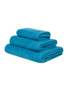 Zero Twist bath towel range - Teal