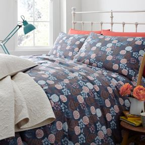 Dickins & Jones Heath print bedding range