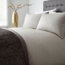 Harrington bedding range in grey