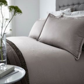 Casa Couture Beaumont grey bedding range