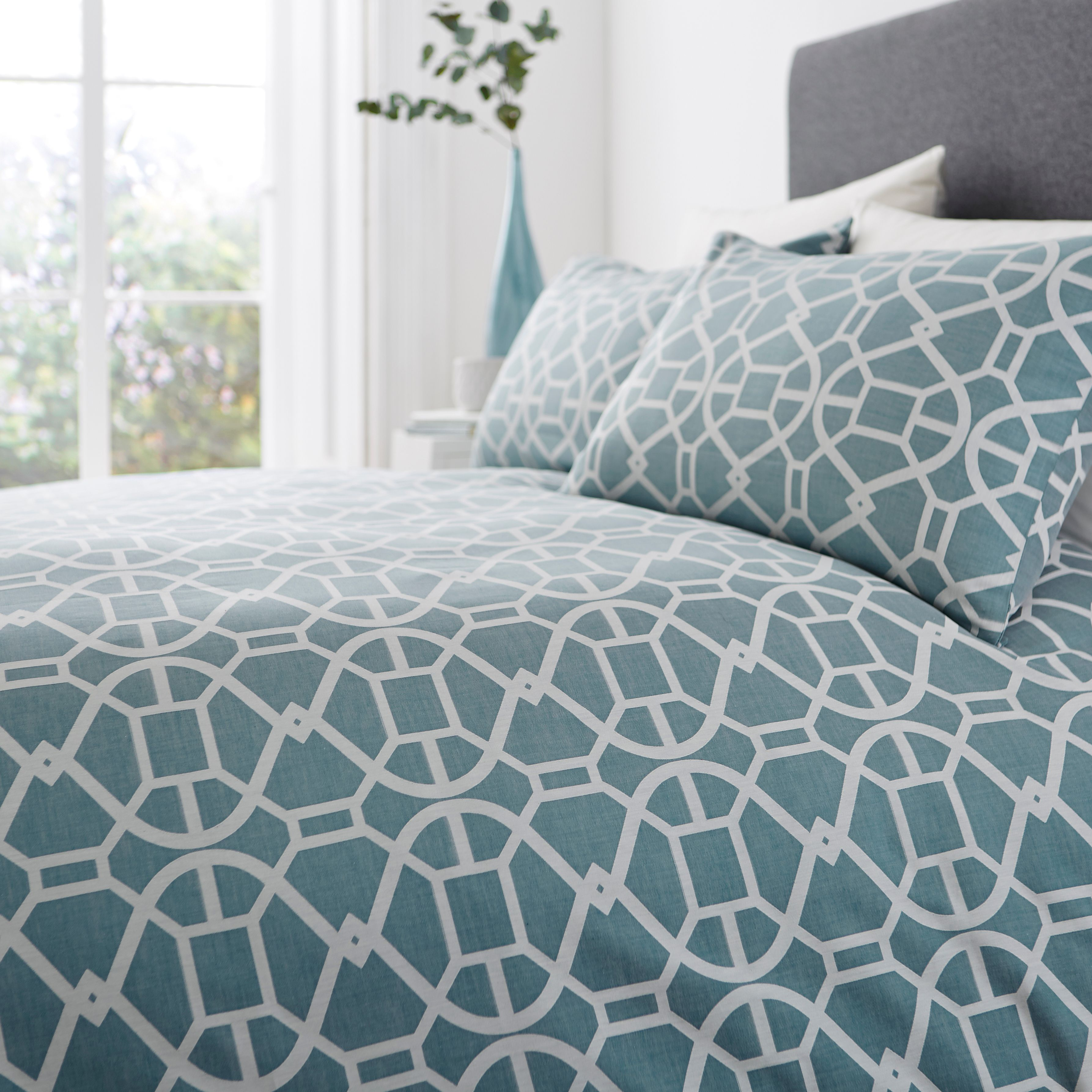 teal duvet cover shop for cheap home textiles and save online. Black Bedroom Furniture Sets. Home Design Ideas
