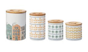 Dickins & Jones Ceramic storage range