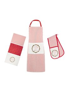 Tis the season kitchen linen range