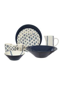 Linea Alhambra china dinnerware range