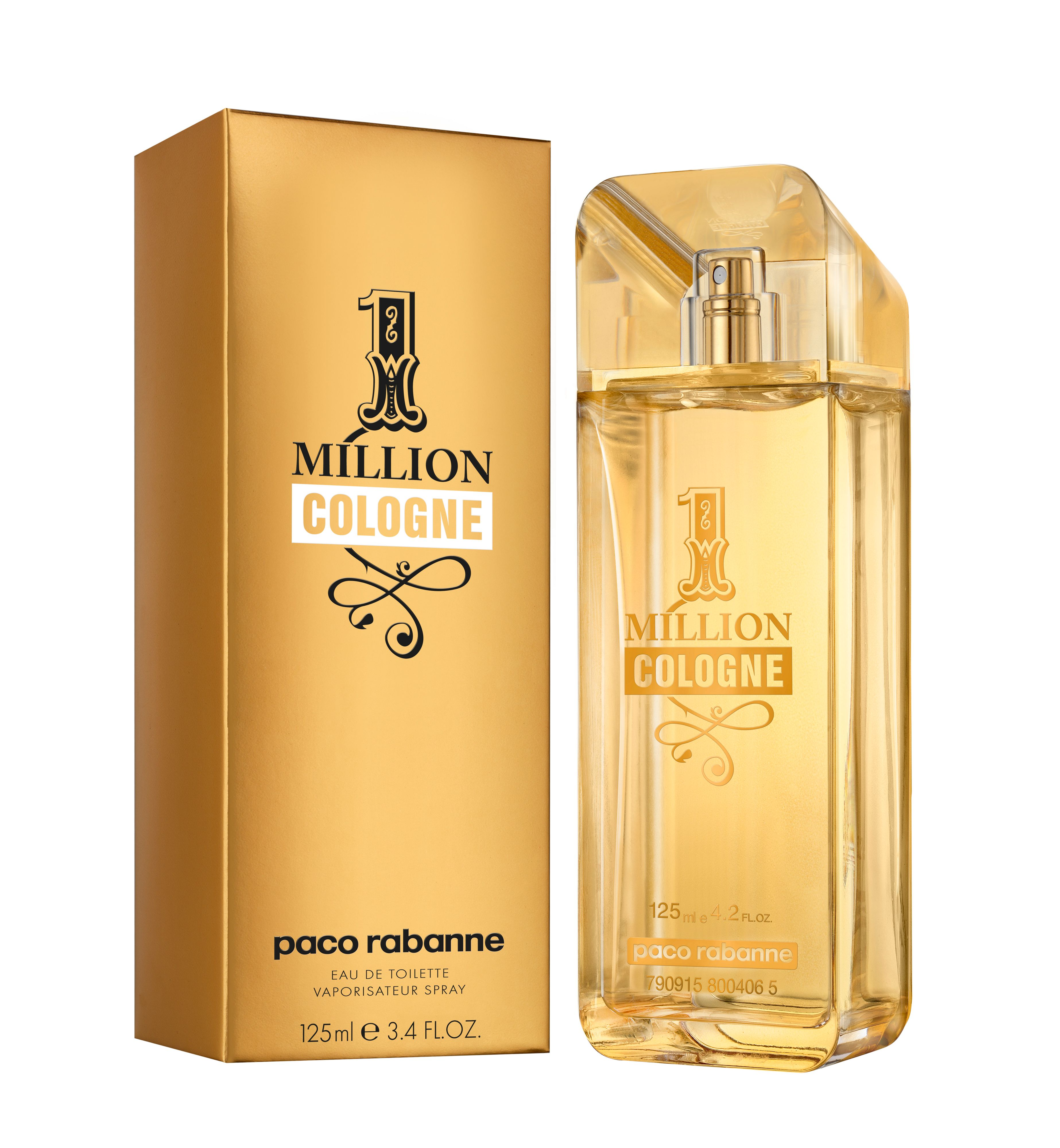 Paco Rabanne 1 Million Eau de Cologne 125ml