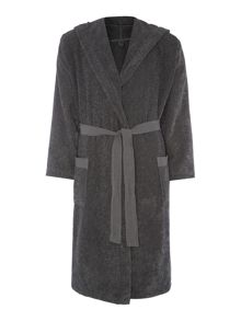 Gray & Willow Charcoal marl robe range