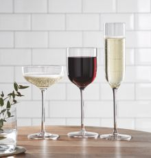 Gray & Willow Ren glassware range