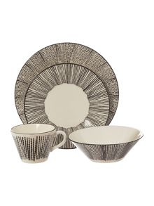 Gray & Willow Elska china dinnerware range