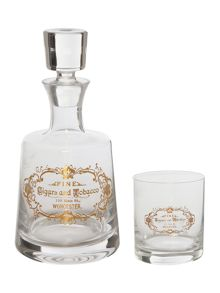 Linea Highlands glassware range