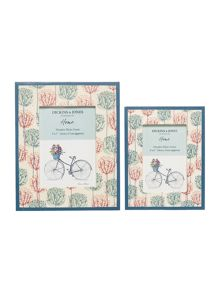 Dickins & Jones Enamel Print Frame Range