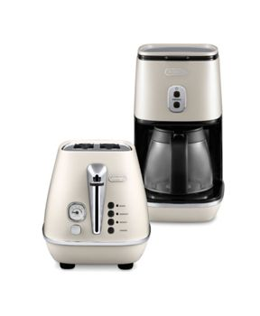 Delonghi Distinta White Range