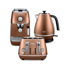 Delonghi Distinta Copper Kitchen Electrical Range
