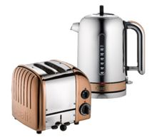 Dualit Copper Kitchen Electricals Range