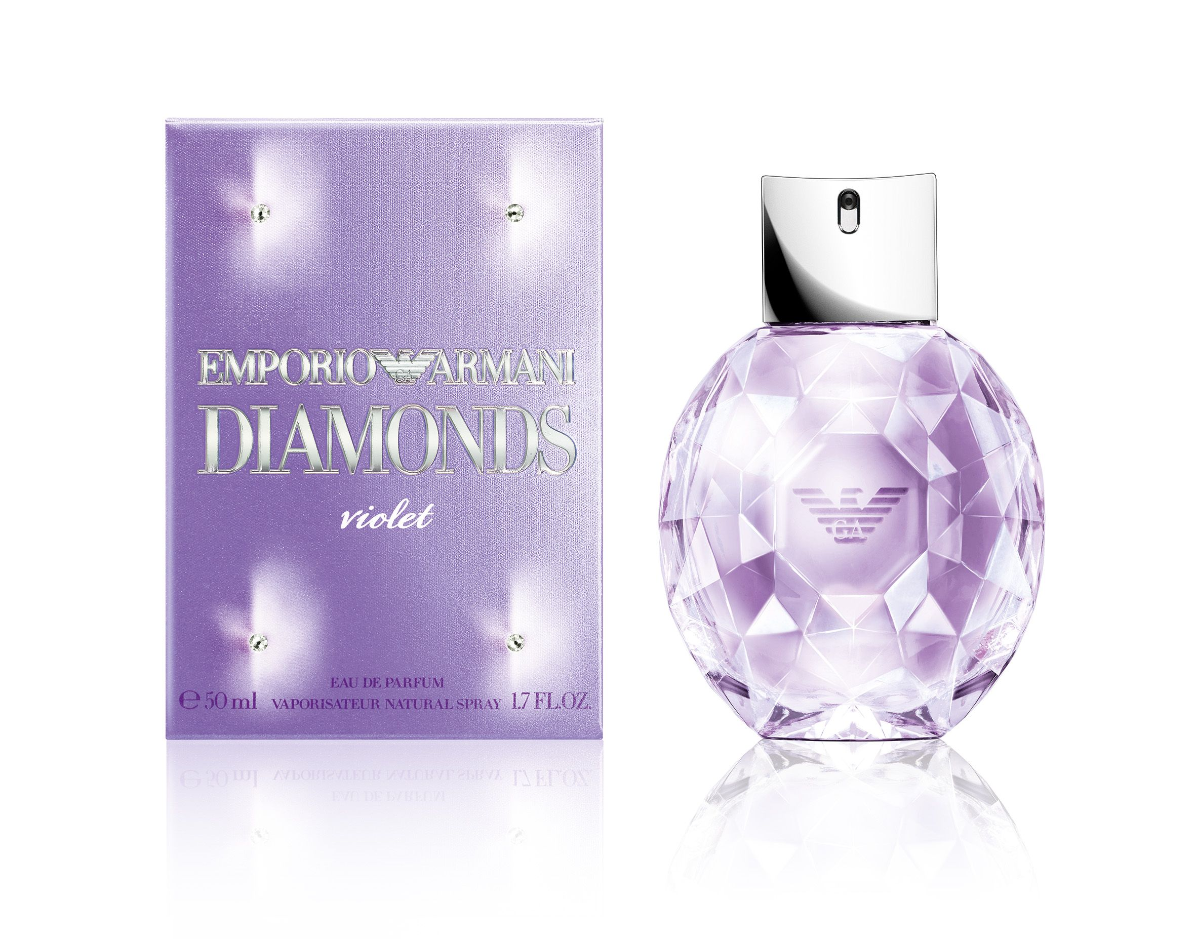 Emporio Armani Parfums Diamonds Violet Eau de Parfum 30ml