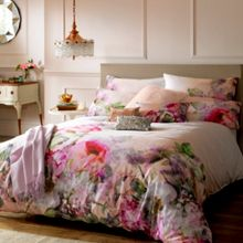 Ted Baker Pure Peony Super King Duvet Cover