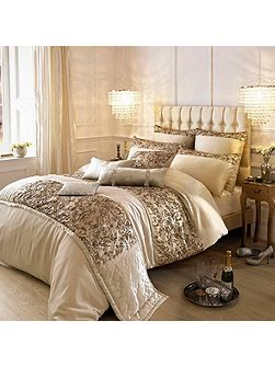 Alexa Gold Super King Duvet Cover