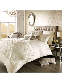Varez Oyster Superking Duvet Cover