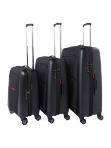 Linea Hylite II Hard Luggage Set