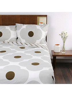 Giant Spot Flower Concrete Superking Duvet Cover