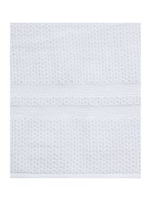 Gray & Willow Towel range in white