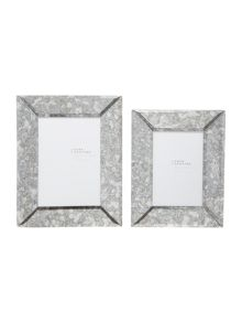 Casa Couture Mirror Effect Frame Range