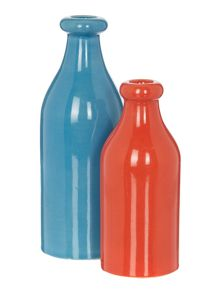 Oliver Milk Bottle Vase Range