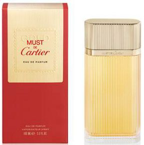 Cartier Must Gold Eau de Parfum