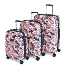 Cherry Blossom Dog Hard Suitcase Range