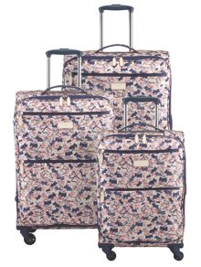Cherry Blossom Dog Soft Suitcase Range