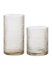 Linea Amazon glassware range