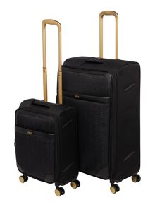 Biba Opulence Jacquard 8 Wheel Luggage Set