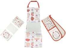Linea Whisk, Bake, Repeat Kitchen Linens Range