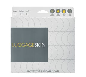 Luggage Skins Protective suitcase cover set