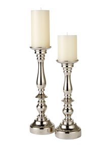 Linea Pilar Candle Holder