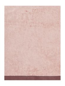 Casa Couture Modal bath towel range in blush