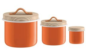 LSA Utility Storage Range, Orange