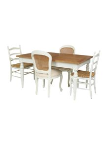 Shabby Chic Willow II Dining Table Range