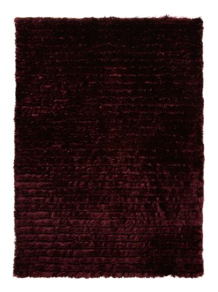 Origin Rugs Purple Carved Glamour Rug 80/150