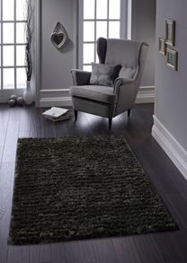Origin Rugs Silver Carved Glamour Rug Range