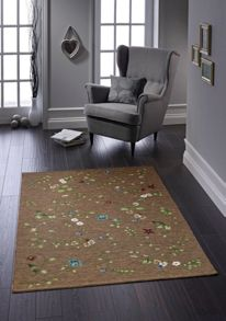 Origin Rugs Brown Harewood Rug Range