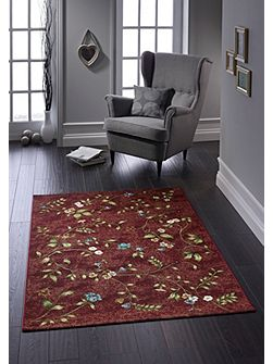 Red Harewood Rug 123 X 180
