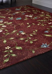 Origin Rugs Red Harewood Rug Range