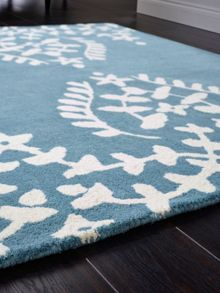 Origin Rugs Duck Egg Memory Lace Rug Range