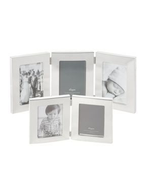 Linea Silver Plated Frame Range