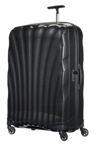Samsonite Cosmolite 3.0 Black 4 Wheel Luggage Set